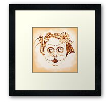 Forest Elf Framed Print
