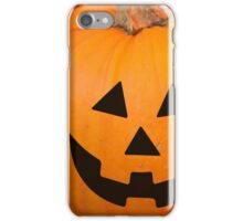 Pumpkin fun  iPhone Case/Skin