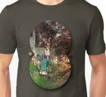 Abandoned agricultural vehicle | conceptual photography Unisex T-Shirt