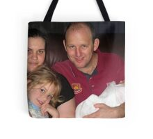 Peter's Family Tote Bag
