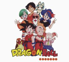 Dragon Ball Crew One Piece - Short Sleeve