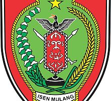 Coat of Arms of Central Kalimantan by abbeyz71