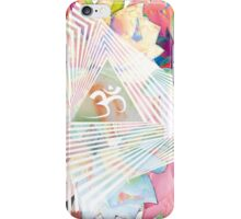 psychedelic trance iPhone Case/Skin
