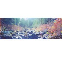Autumn on the North Fork  Photographic Print