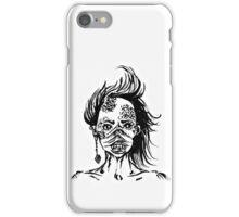 Mermaid Face iPhone Case/Skin