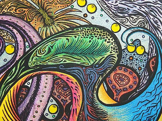 Alien Landscape by PhoenixArt