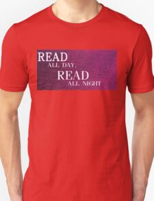 Read All Day T-Shirt