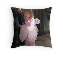 Amara Fairy Throw Pillow