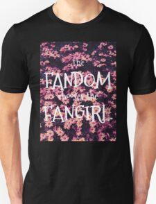 The Fandom Chooses the Fangirl T-Shirt