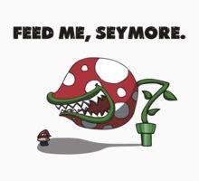 Feed Me  by brad davis