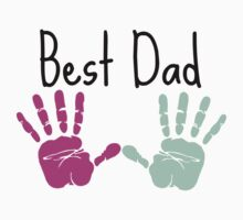 Father´s Day shirt - Best dad - Gift fathers day Kids Clothes