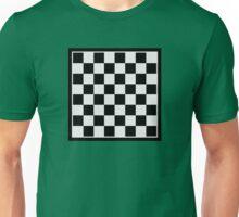 Checkers board Unisex T-Shirt