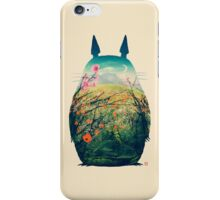 Tonari No Totoro iPhone Case/Skin