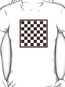 Checkers board T-Shirt