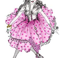 Lady Cupcake by Tiffany Atkin
