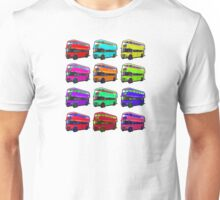 London buses Unisex T-Shirt