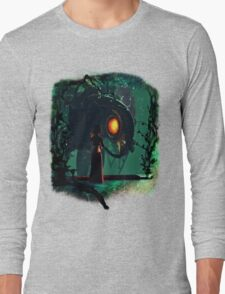 Bioshock Infinite Songbird & Elizabeth Long Sleeve T-Shirt