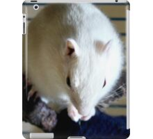 Albino iPad Case/Skin