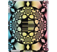 Rosary fractal pattern iPad Case/Skin