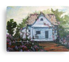 Happy House Canvas Print