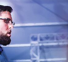 Master Tchami in the Zone by Will Warner