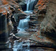 Cascade by JHRphotoART