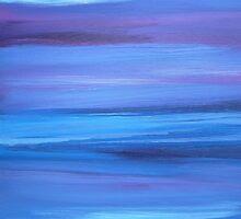 Spiritual Waves   by Sally Francis