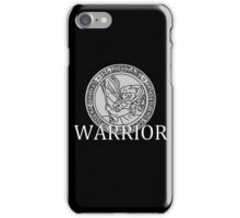 "Thrasher's ""Warrior"" Shirt iPhone Case/Skin"