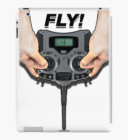 Fly RC - Radio iPad Case/Skin
