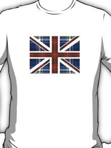 Tartan Union Jack T-Shirt