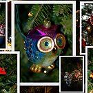 Last Christmas 2009 image... Tree is down.. by Larry Llewellyn