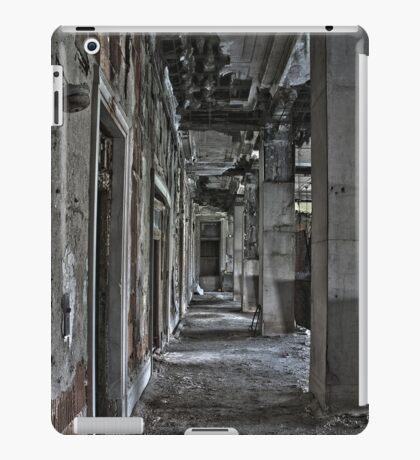 Urban exploration iPad Case/Skin