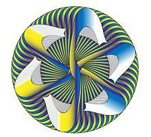 Circle Study No. 426 by AlanBennington