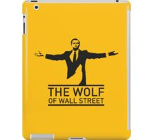 The Wolf of Wall Street - 'Wolfy' iPad Case/Skin