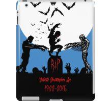 Tribute Drácula iPad Case/Skin