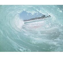 Inside Looking Out- Byron Bay Photographic Print