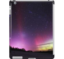 Northern Lights Aurora Borealis  iPad Case/Skin