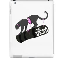 Not Dead iPad Case/Skin