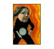 A Time To Dance Art Print