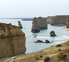 The 12 Apostles, Great Ocean Road, Victoria by SDJ1