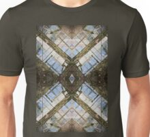 Abstract Urban reflection Unisex T-Shirt