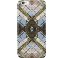 Abstract Urban reflection iPhone Case/Skin