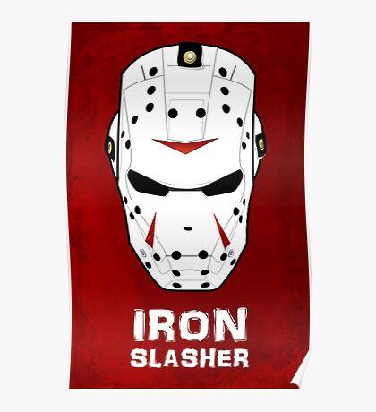 Iron Slasher Poster