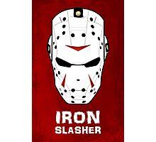 Iron Slasher Photographic Print