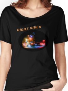 Night Rider Women's Relaxed Fit T-Shirt
