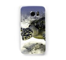 Caribbean Sea Turtle  Samsung Galaxy Case/Skin