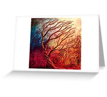The Uprising Tree Greeting Card