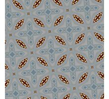 Modern abstract pattern Photographic Print