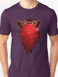 Bandit Monkey T-Shirt