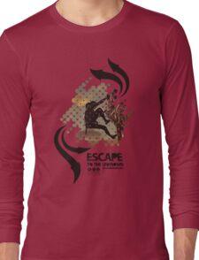 Girls Rock! Climb Long Sleeve T-Shirt